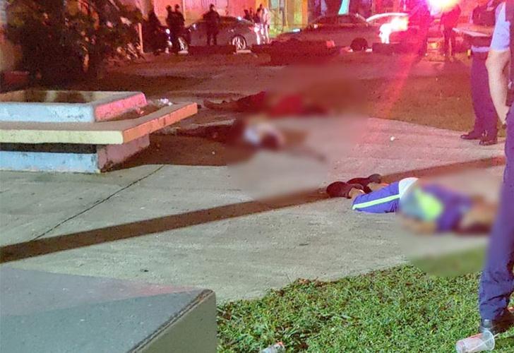 Resultado de imagen para masacre de Río Piedras