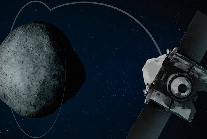 nasa, sonda espacial, osiris rex, bennu, records, orbita,