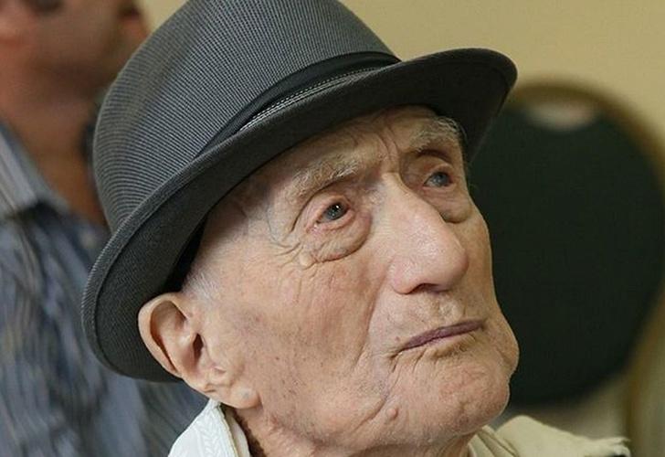 """Murió el hombre más viejo del mundo"""""""