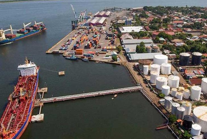 65 mil toneladas de carga de importación se manejaron en los puertos de Nicaragua | TN8.tv Nicaragua