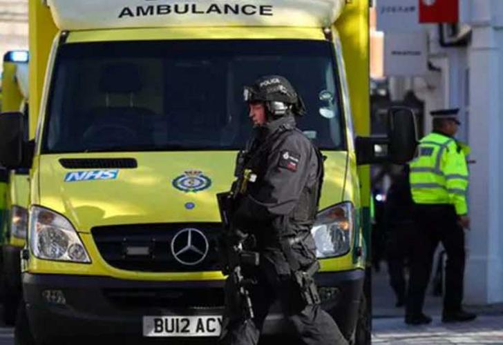 El segundo sospechoso de atentado al subte de Londres es un sirio