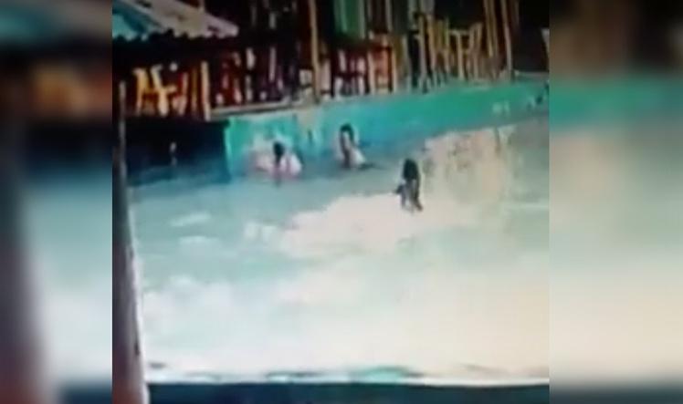 Tn8 ltimas noticias de nicaragua y el mundo for Fotos porno en la piscina