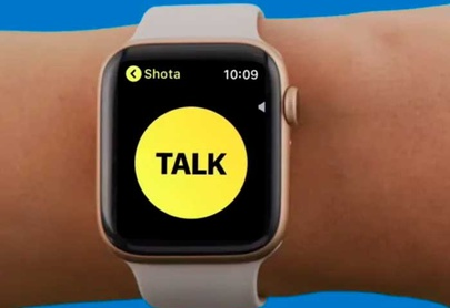 Apple desactivó la función Walkie-Talkie del Apple Watch por seguridad