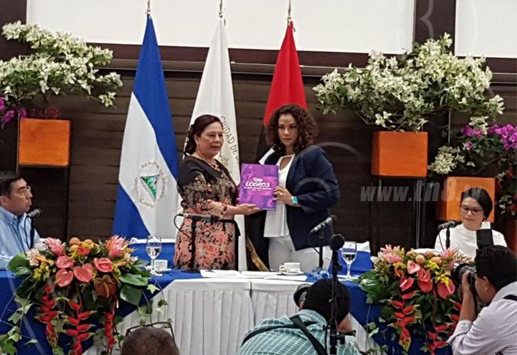 Hoy asume la Alcaldía de Managua Reyna Rueda