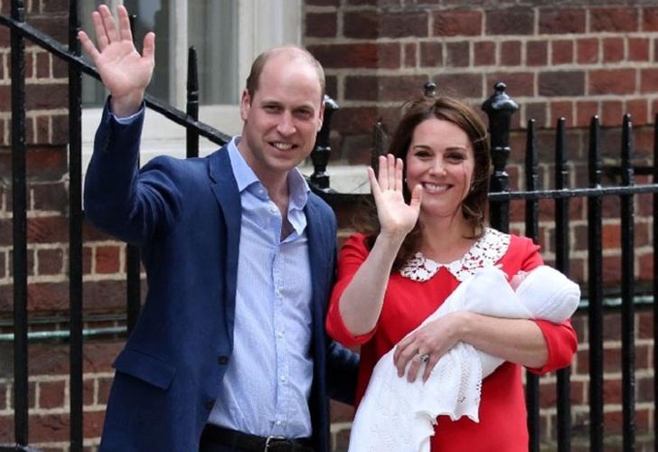 Revelaron el nombre del nuevo príncipe de Inglaterra — Fin del misterio