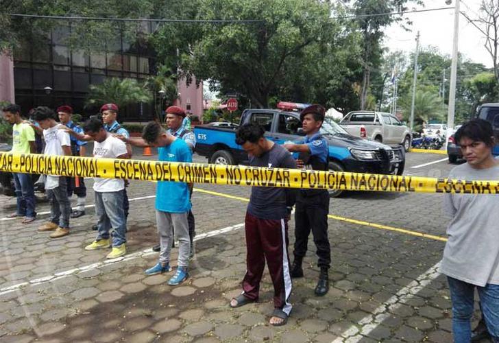 nicaragua, policia nacional, reporte, terrorismo, delincuencia, aumento, inseguridad,