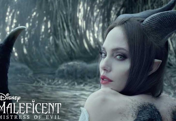 Maleficent Destrona A Joker De Primer Lugar De Taquilla