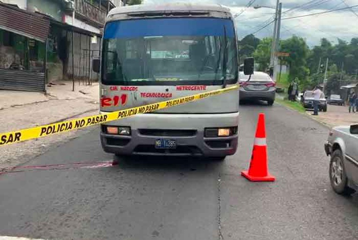 el salvador, transporte, homicidios, pandillas, extorsion,