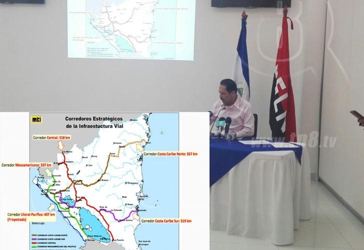size 40 45cef 2bdb6 Más de 20 proyectos de carreteras se ejecutarán en Nicaragua en 2018