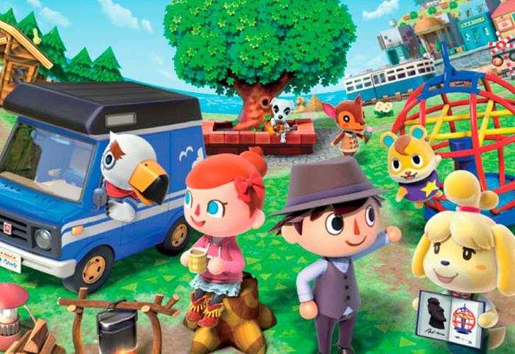 Anuncian Animal Crossing: Pocket Camp; llegará en noviembre