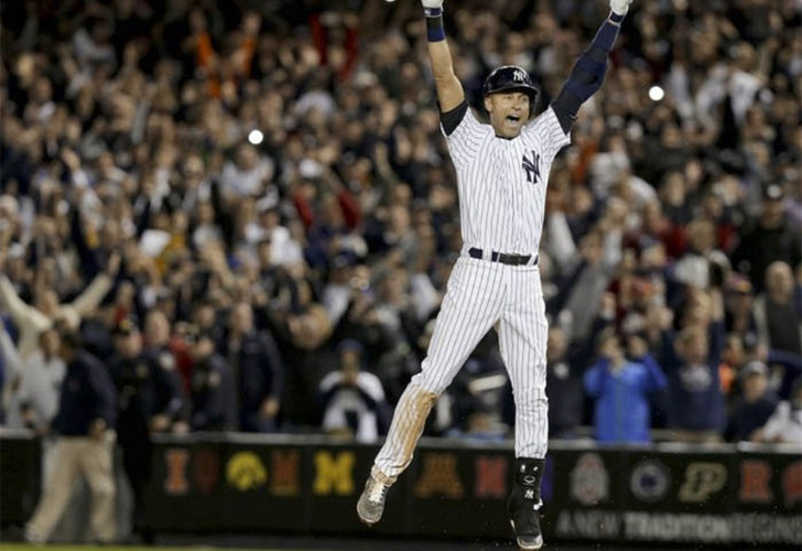 derek jeter, mlb, hall of fame, yankees, baseball,