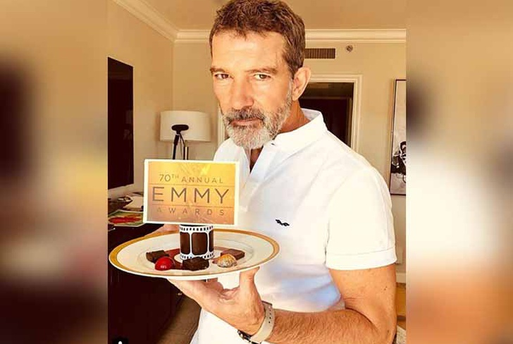 actor, hollywood, antonio banderas, premios emmy