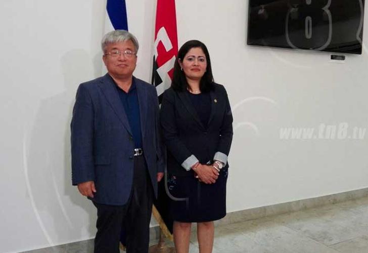 Arriba a Nicaragua Vicepresidente de Koika
