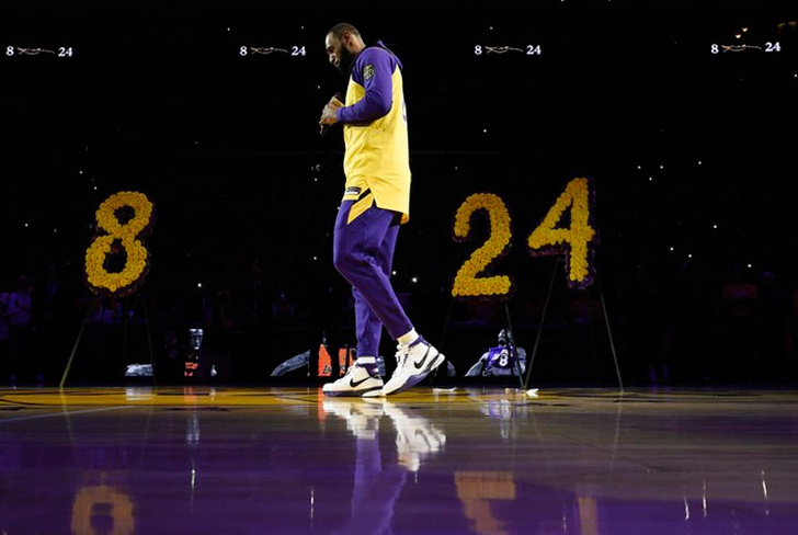lebron, james, homenaje, lakers, angeles, cleveland, miami, frank, vogel, accidente,