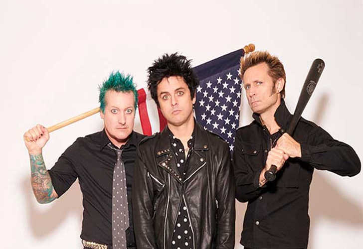 Green Day estrenan video para 'Back In The USA'