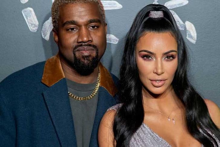 984933129 Kim Kardashian y Kanye West presentan a su bebé y revelan su nombre