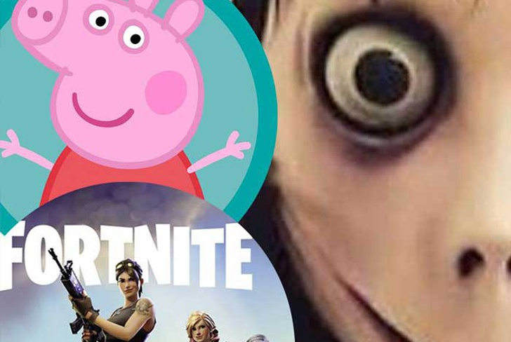 reino unido, reto momo, desafio, youtube, peppa pig, Fortnite,
