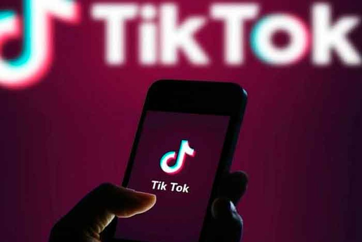 Tik Tok, prohibición, india, apps chinas,