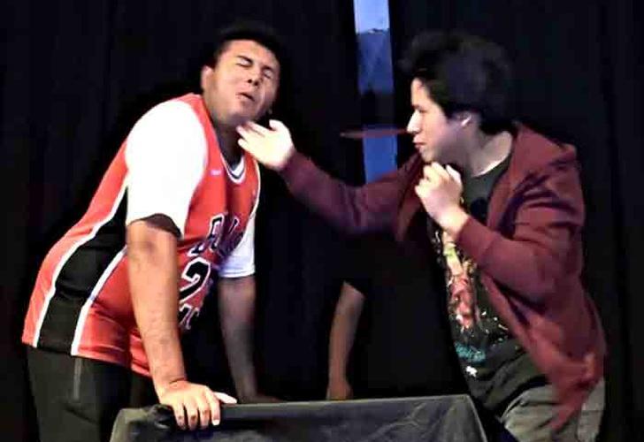 Perú fue sede del primer campeonato de cachetadas en Latinoamérica