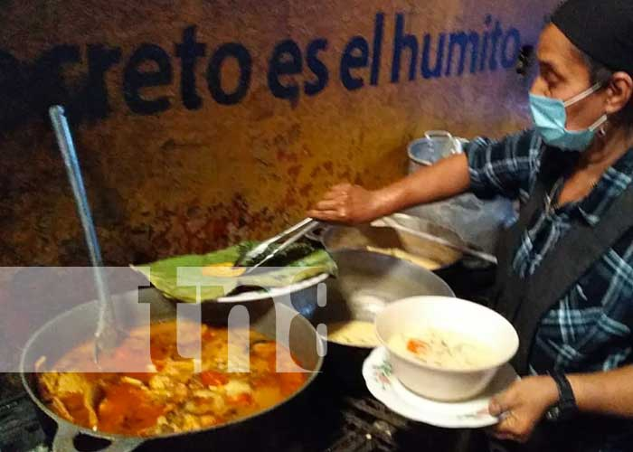nicaragua, cuaresma, sopa de queso, pinol de iguana, gastronomia,