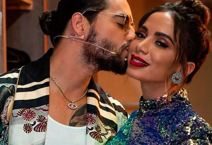 Anitta habló de las preferencias sexuales de Maluma — FARÁNDULA
