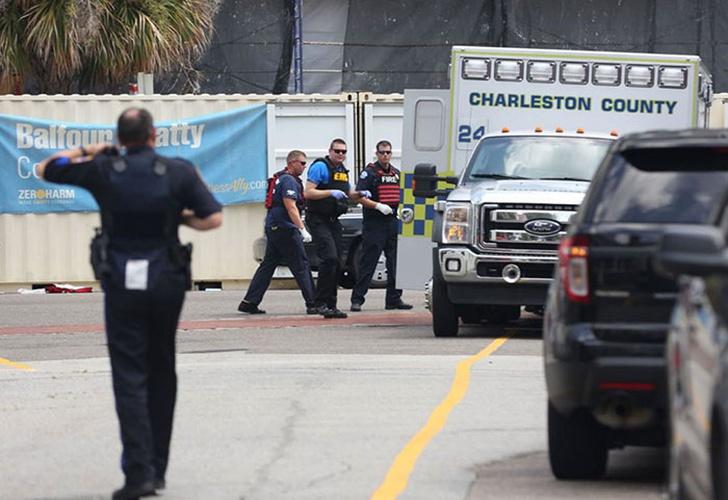 Policía reporta situación de tiroteo activo en Charleston, EU