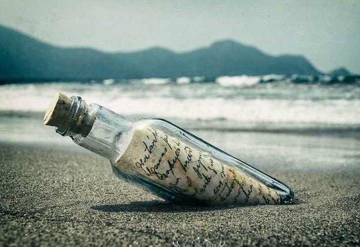 the best reasonably priced low cost Encuentran mensaje en una botella lanzada al Atlántico hace años