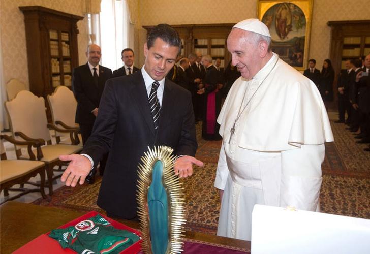 Twitter lanza emoticons para visita de papa Francisco a México 058f2a33bae