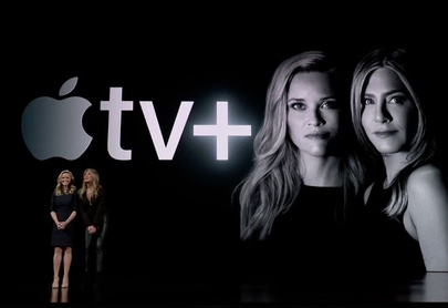 The Morning Show, la nueva serie de Apple TV+