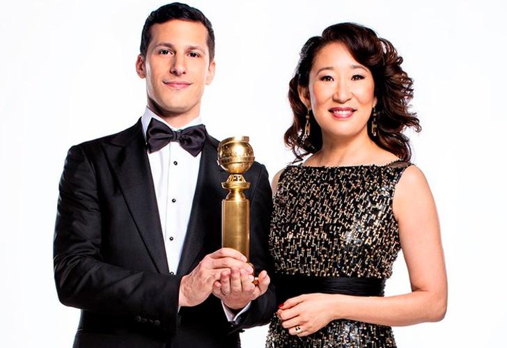 Vive la alfombra roja de los Golden Globes (+Fotos)
