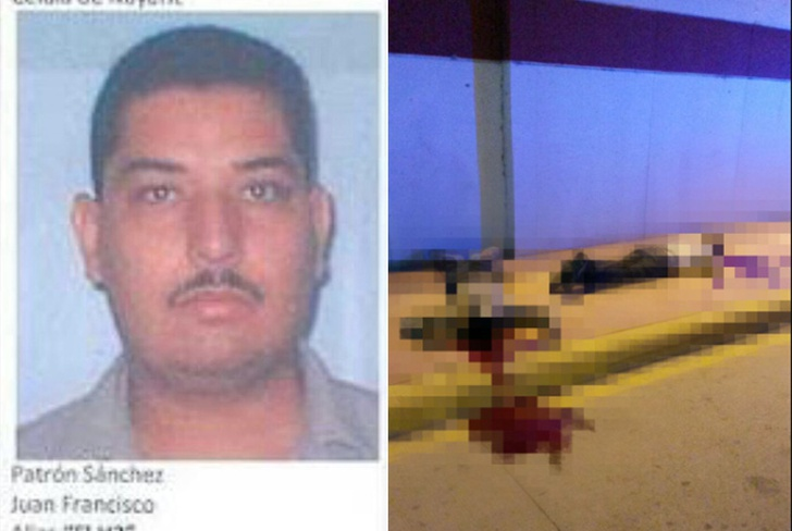 None-Abaten en México a líder local del narco