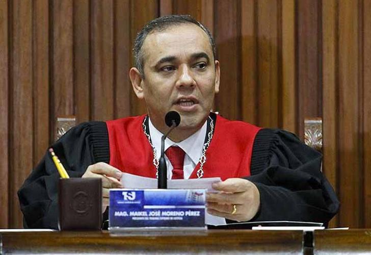 TSJ rechaza sanciones de EEUU contra el presidente Nicolás Maduro