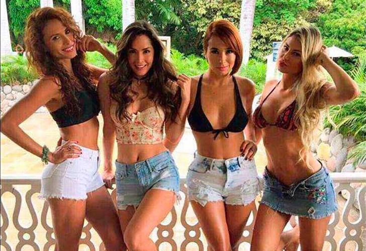 image Esta colombiana nos hace un baile corto pero intenso