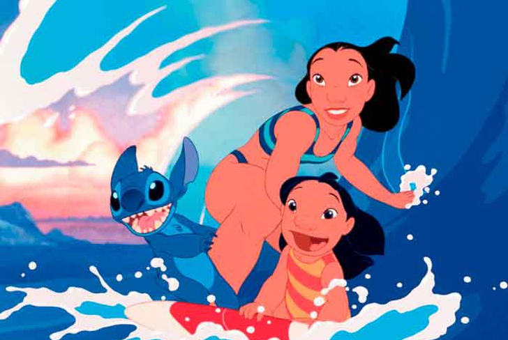 cine, disney, lilo y stitch, live action, pelicula,