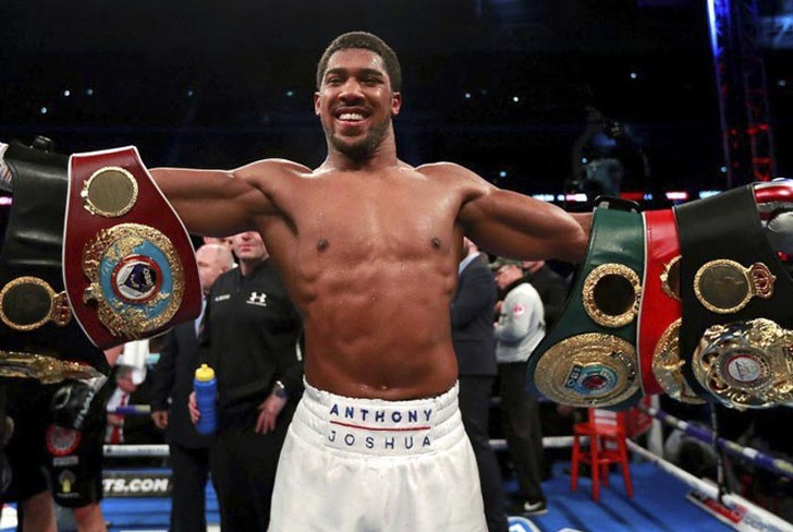 anthony joshua, boxeo, usa, fib, omb,