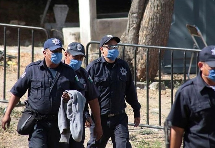 Hallan cuatro cadáveres en carretera de Apango-Guerrero