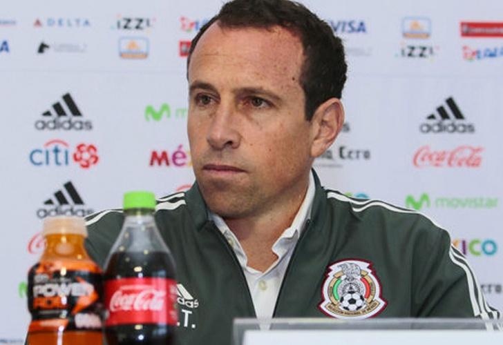 Torrado es nuevo director deportivo del 'Tri&#39