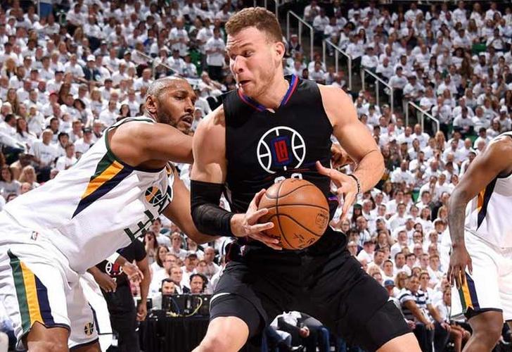 Blake Griffin (Clippers) dice adiós a la temporada por lesión — NBA
