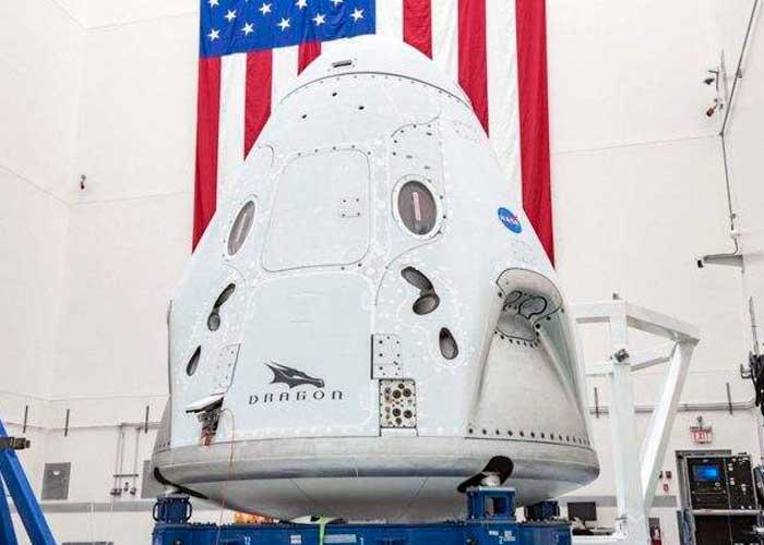 SpaceX: suspenden lanzamiento espacial por problemas climatológicos