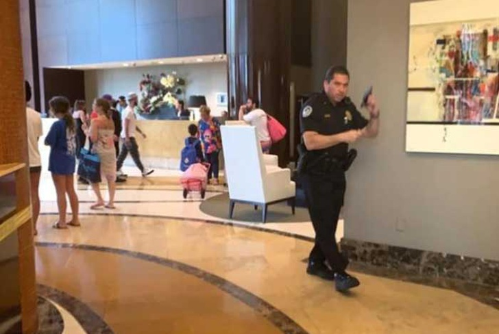 estados unidos, miami, tiroteo, muerto, herido, Trump Tower Resort,