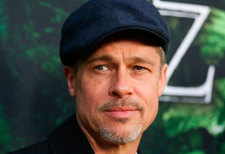 estados unidos, brad pitt, accidente, actor,