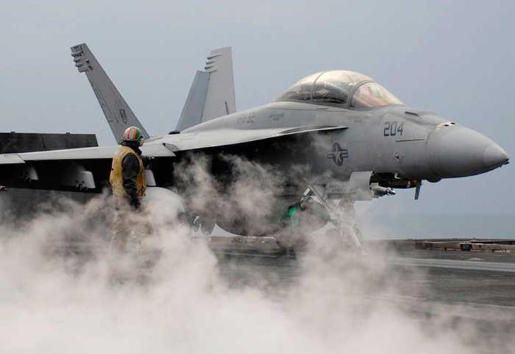 Piloto de la Armada de EEUU reconoce posible encuentro con un Ovni