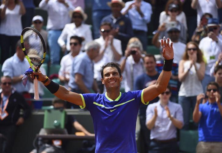 Rafael Nadal podría tener su propia estatua en Roland Garros