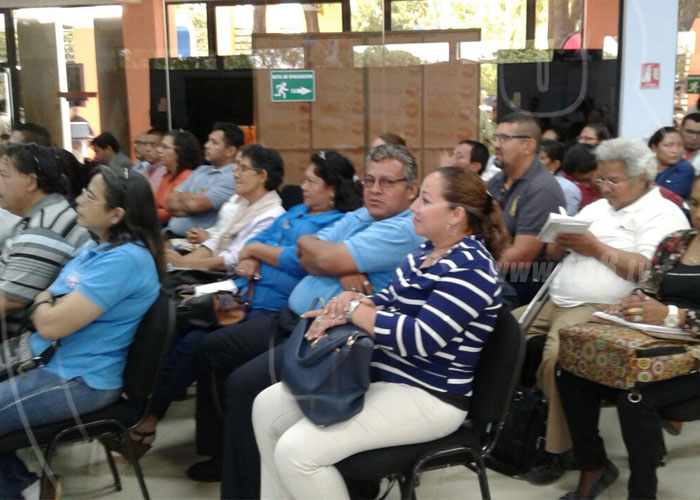 nicaragua, mined, actualizacion, docentes, educacion,
