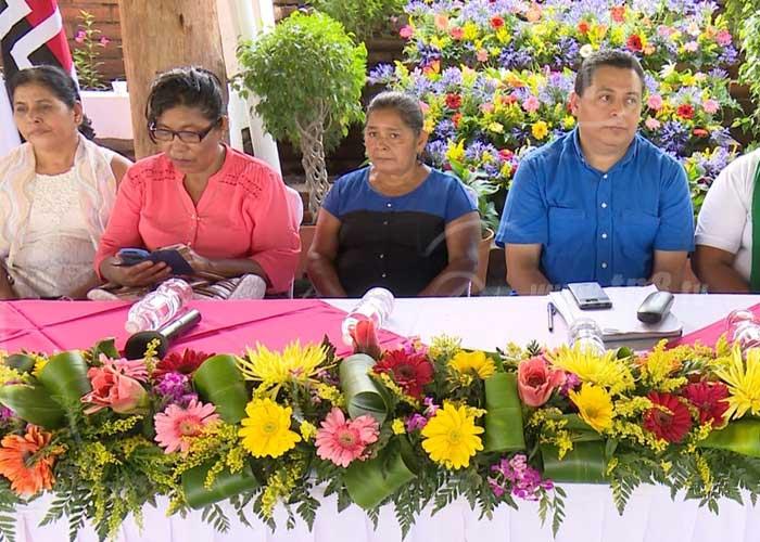 nicaragua, mefcca, general sandino, homenaje, feria,