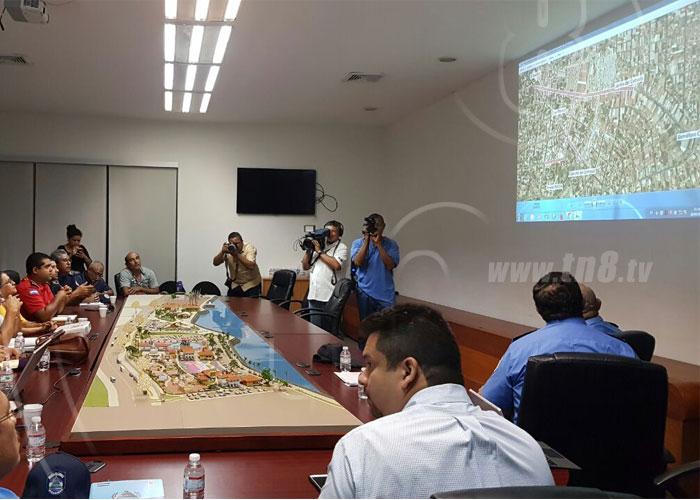 nicaragua, mercado oriental, ordenamiento, seguridad, planificacion,