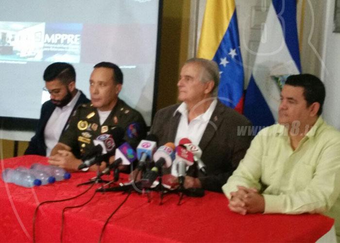 nicaragua, venezuela, embajada, estados unidos, terrorismo,