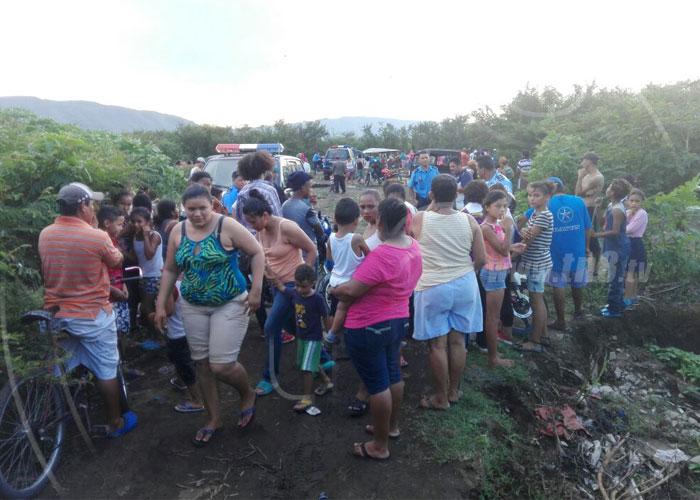 nicaragua, villa guadalupe, asesinato, mujer, celos,