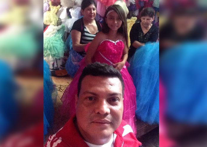 nicaragua, rubi nica, quinceanos, celebracion, rubi mexicana,