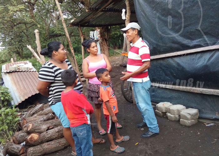 nicaragua, isla de ometepe, moyogalpa, ejercicio multiamenazas, preparacion,